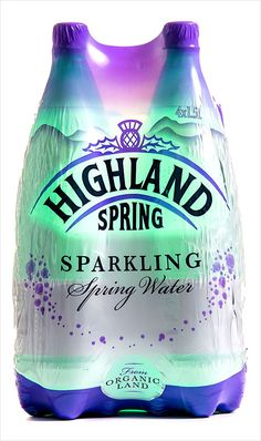 Highland Spring Sparkling Water Pack