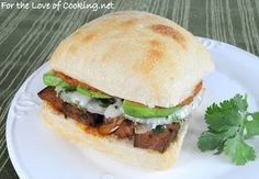 For the Love of Cooking » Carne Asada Sandwich