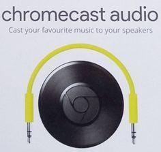 Hvad er Chromecast Audio?