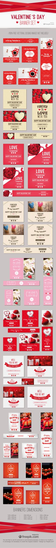 freebie Vector Christmas Banner Set Preview