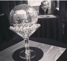 Swell Image Result For Disco Ball Centerpieces How To Make Party Beutiful Home Inspiration Xortanetmahrainfo