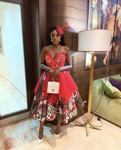 Ideas For Wedding Guest Outfit Mens African Fashion African Wear Dresses, Ankara Dress Styles, African Fashion Ankara, African Print Fashion, African Attire, Africa Fashion, African Prints, African Fabric, Aso Ebi Lace Styles