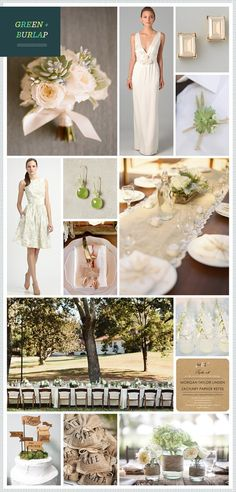 I like the lace liningon runner to soften the burlap