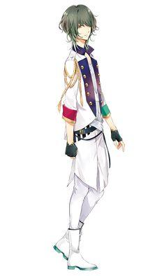 Rui from Procellarum// Tsukiuta