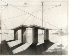 A blog about the theory and practice of perspective drawing, primarily for students of architecture