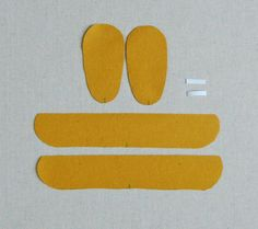 Molly's Sketchbook: Felt BabyShoes - The Purl Bee - Knitting Crochet Sewing Embroidery Crafts Patterns and Ideas!