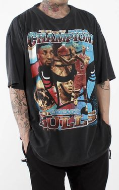 3120b0b516f8 Vintage Chicago Bulls Michael Jordan 1997 Champs T Shirt Sz XL – F As In  Frank Vintage. Law Of Attraction · Vintage mens clothing