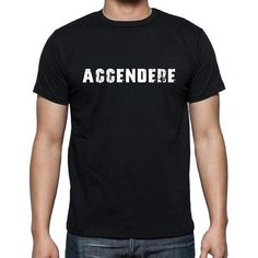 #maglietta #accendere #uomini #parola  Maglietta nera Obsession! Trovare questo e molti altri qui -> https://www.teeshirtee.com/collections/men-italian-dictionary-black/products/accendere-mens-short-sleeve-rounded-neck-t-shirt