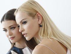 Dior Cruise 2015 Makeup #makeup #DiorMakeup #Dior