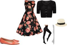 """""""Date Night"""" by reesera on Polyvore"""
