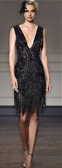 Dilek Hanif  Not crazy about the neckline but the rest of the dress is beautiful.