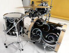 custom drums & percussion | Custom Drum Kits