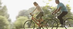 Chi va veloce in bici vive più a lungo