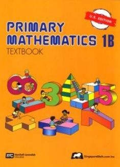 Primary Mathematics Textbook by Singapore Math Primary Mathematics U. Edition series of elementary math textbooks and workbooks is meant to be part of a system of learning in which adult supervision and independent practice go hand in hand. Education Quotes For Teachers, Quotes For Students, Math Education, Math Textbook, Singapore Math, Primary Maths, Primary Music, Math Books, Children's Books