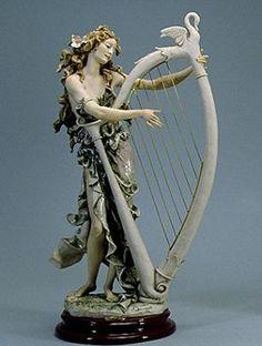 Saraswati Murti, Hummel Figurines, Sand Art, Royal Doulton, Sculpture Art, Angel Numbers, Statues, Competition, Design