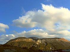 Isola di Vulcano - panoramica sul Gran Cratere  | da Lorenzo Sturiale