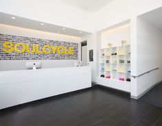 soul cycle check-in - west hollywood
