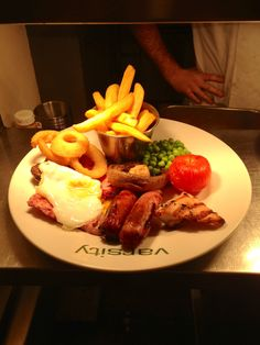 A classic Mixed Grill cooked to your personal preference!