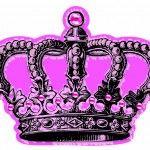 Birthday Crown Invitations