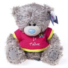 peluche me to you je taime disponible sur cadodescom - Peluche Me To You