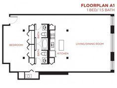13 Floor Plans Of Cobbler Square Loft Apartments In Old Town Chicago Ideas Floor Plans Old Town Chicago Apartments For Rent