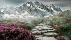 Free Image on Pixabay - Mountain Landscape, Mountains
