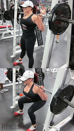 Benefits of Lifting Heavy: Plus sample leg day workout! If you want to get lean, shed body fat and tone up… then lifting heavy is the way to go! Here's why...