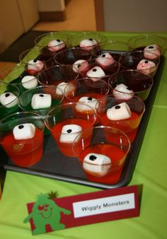 Originally Posted As A Baby Shower Game But These Would Look Cute As  Eyeball Drinks For Halloween.