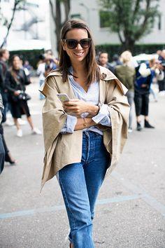 On the Street…Natasha, Milan « The Sartorialist - casual