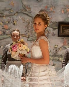 Anna Karenina 2012 | #CostumeDesign: Jacqueline Durran | Alicia Vikander as Kitty