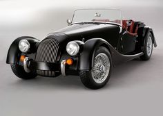morgan cars - often thought of as oldy-worldy but some of them can be pretty cool