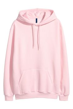 Sweatshirt with a lined, drawstring hood with wrapover front. Kangaroo pocket, long sleeves, and ribbing at cuffs and hem. Source by abirafifah Hoodie outfit Teen Fashion Outfits, Casual Outfits, Cute Outfits, Pink Outfits, Hoodie Outfit, Bts Hoodie, Hoodie Sweatshirts, Light Pink Hoodie, Pink Hoodie Mens