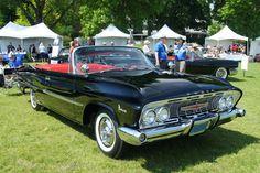 1961 Dodge Polara Convertible 1960s Cars, Retro Cars, Vintage Cars, Automobile, Dodge Vehicles, Chrysler Cars, American Auto, Concours D Elegance, Grand Tour