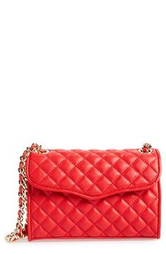 Rebecca Minkoff 'Mini Quilted Affair' Convertible Crossbody Bag | Nordstrom