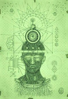 """The union of the Word and the Mind produces that mystery which is called Life. Learn deeply of the Mind and its mystery, for therein lies the secret of immortality.""~Hermes Trismegistus"