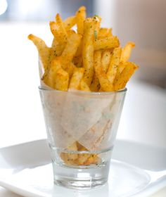 Best French Fries in the U.S.: Flip Burger BoutiqueTop Chef All-Stars winner Richard Blais cooks his savory fries in tallow—rendered beef fat—and we say the results are worth the extra calories
