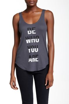 Signorelli | Be Who You Are Tank | Nordstrom Rack