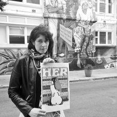 Jolanda Moletta von der Band She Owl