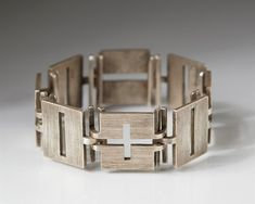 Bracelet, designed by Rey Urban, Sweden. 1960's. — Modernity