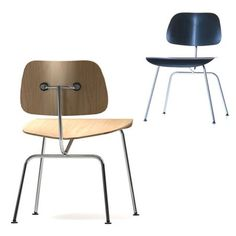 DCM Chair (Charles & Ray Eames)