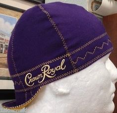 Crown-Royal-FR-Welding-Caps-Made-in-U-S-A-Size-7-1-4-IBEW-UA-Welder-Hat