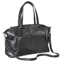 Merona® Work Tote Handbag with Removable Strap - Black $34.99 11/29/14 Target