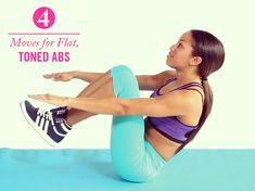 Your abs will thank you later.