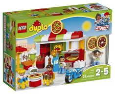 duplo box set with building blocks