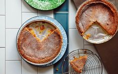 So-called because of its addictiveness, Crack Pie is a signature dish at   Momofuku Milk Bar