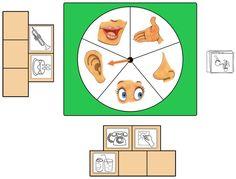 Découverte du monde - Loto des 5 sens - Cycle 1 ~ OrphéecoleCycle 1 ~ Orphéecole