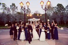 Andres + Michelle | Absolutely Fitting | Suit | Tuxedo | Orlando, FL | Groom | Bride | Groomsmen | Portofino Bay