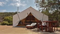 Cabanas Cuatro Cuatros - Just two hours south of San Diego, California or a short drive from Ensenada, Mexico – #glamping in Baja California!