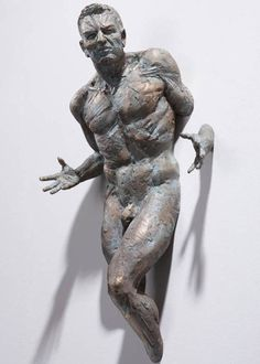 Extra Moenia, sculpture by Matteo Pugliese - ego-alterego.com