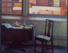 Ephraim Rubenstein in the The American  Dream, an international exhibition of American realism #realism